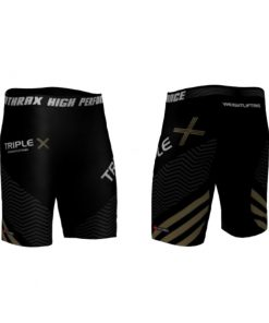 Triple X Men's Compression Shorts