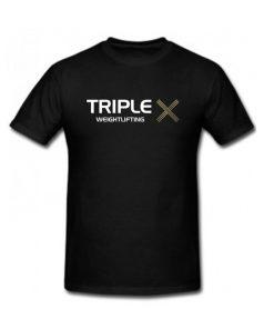 Men's Tri-blend T-Shirt black