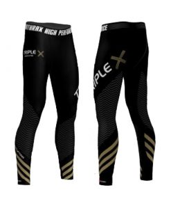 Triple X Men's Compression Tights