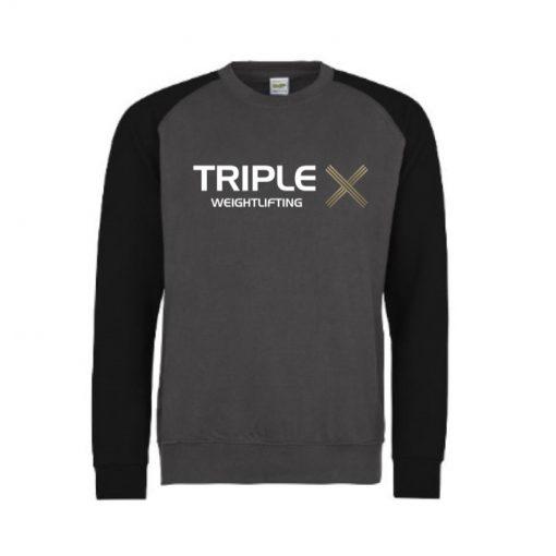 Unisex Contrast Sweatshirt