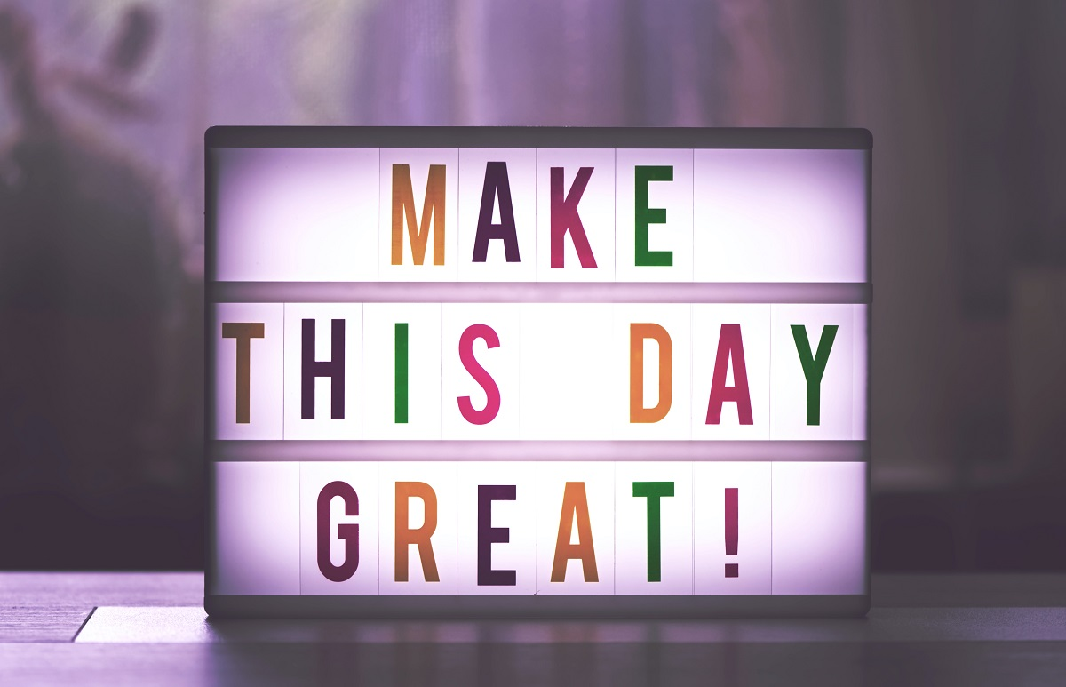 Make this day great - how to motivate yourself with rewards