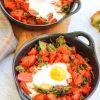 Baked Egg Pots